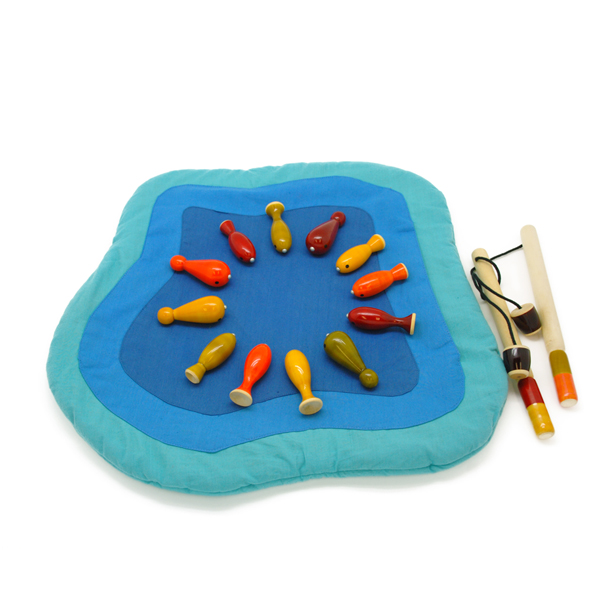 Wooden toy FISHING