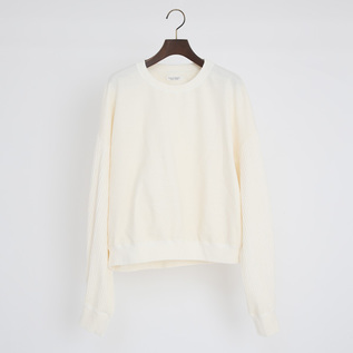ASPERO COTTON SWEATSHIRT