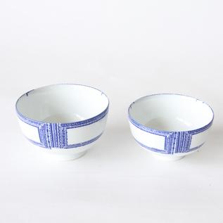 印判花茶碗 セット カガミ