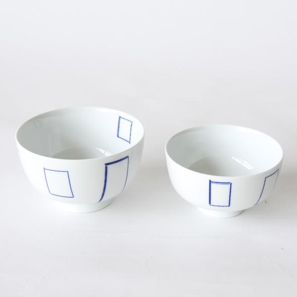 印判花茶碗 セット マドベ