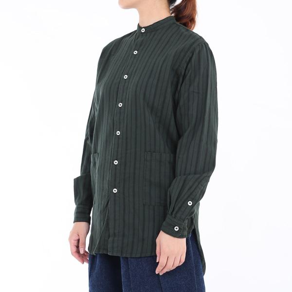 モデル身長:163cm(Green Stripe)