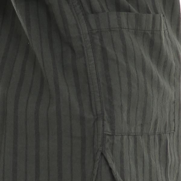 Stripeポケット付き(Green Striepe)