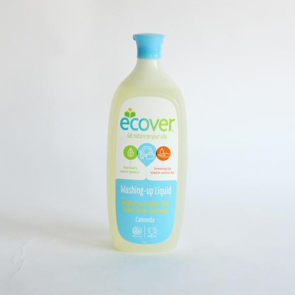 ECOVER 食器用洗剤(カモミール)(1L)