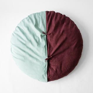 Senbei cushion