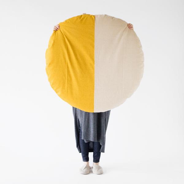 サイズイメージ(Natural・Yellow)