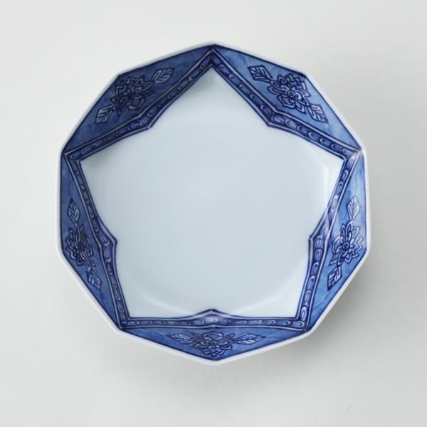 [十角]唐草祥瑞