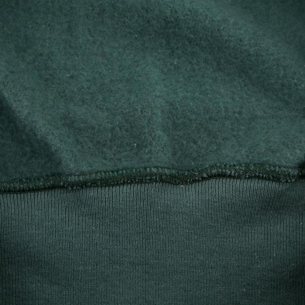裾内側部分(DARK GREEN)