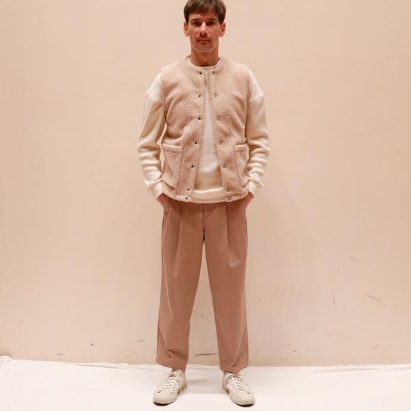 IVORY M着用 モデル身長:178cm