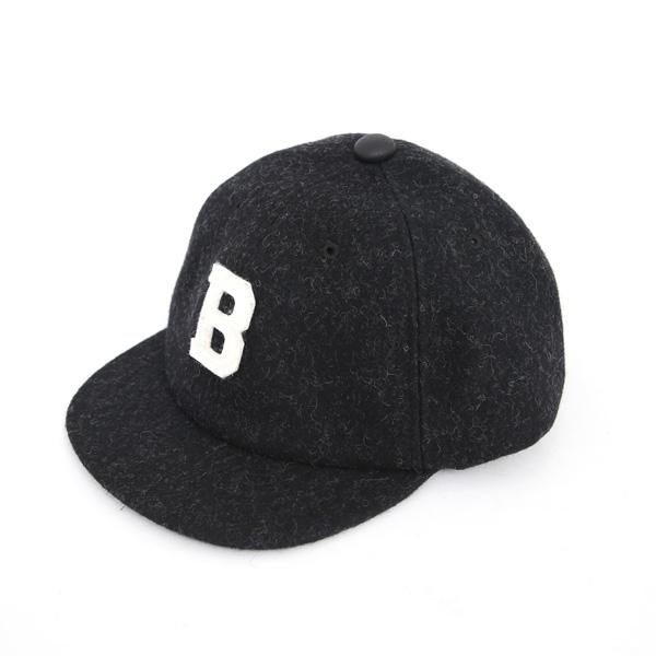 MELTON BB キャップ(BLACK TOP)