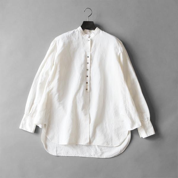GS130303アンティークライクシャツ(WHITE)