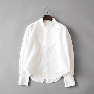 GS130301ikamune shirt WHITE