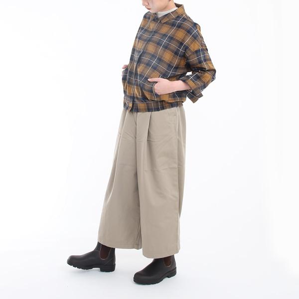 GREY BEIGE(モデル身長:167cm)