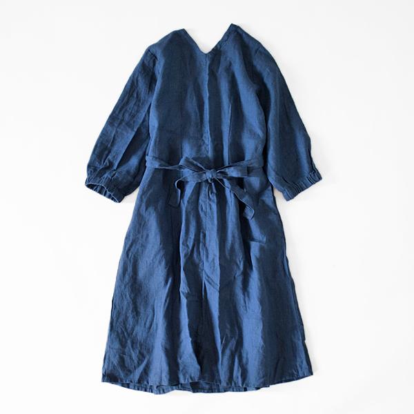 リネンホームドレス(割烹着)