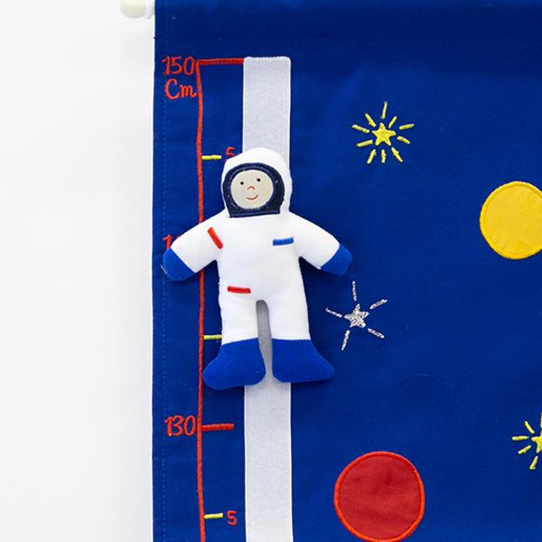 人形は好きな場所へ動かせます(SPACE SHIP)