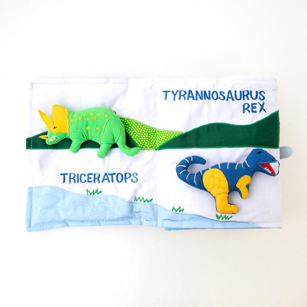 いろんな恐竜が登場(DINOSOUR)