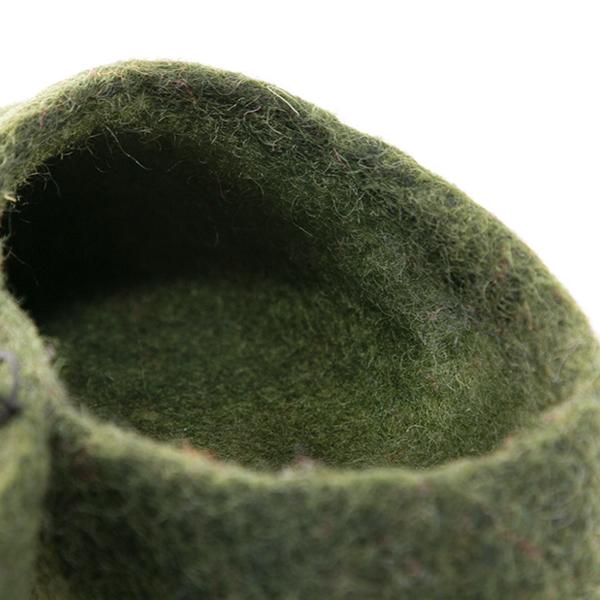 履き口(GREEN)