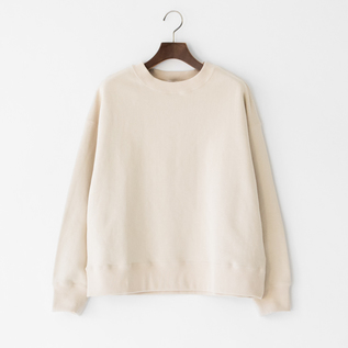 BRUSGED FLEECE PULLOVER