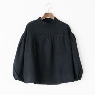 SWITCHING GATHER PULLOVER SHIRT
