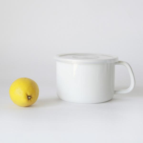 Lサイズとレモン