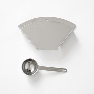 コーヒースコップ&ペーパーホルダー