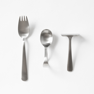 BABY CUTLERY SET OF 3 PIECES