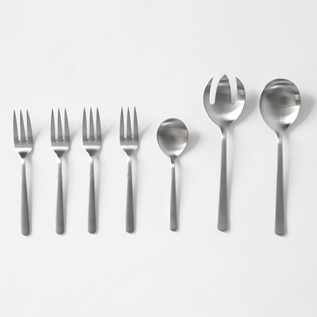 DESSERT CUTLERY SET OF 7 PIECES