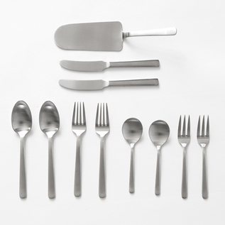 PAIR CUTLERY FOR DESSERT SET OF 11