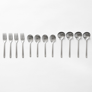 CUTLERY FOR SOUP SET OF 12