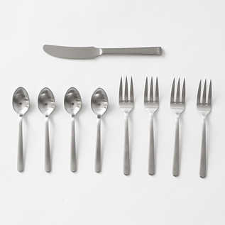 CUTLERY FOR TEA TIME SET OF 9 PIECES