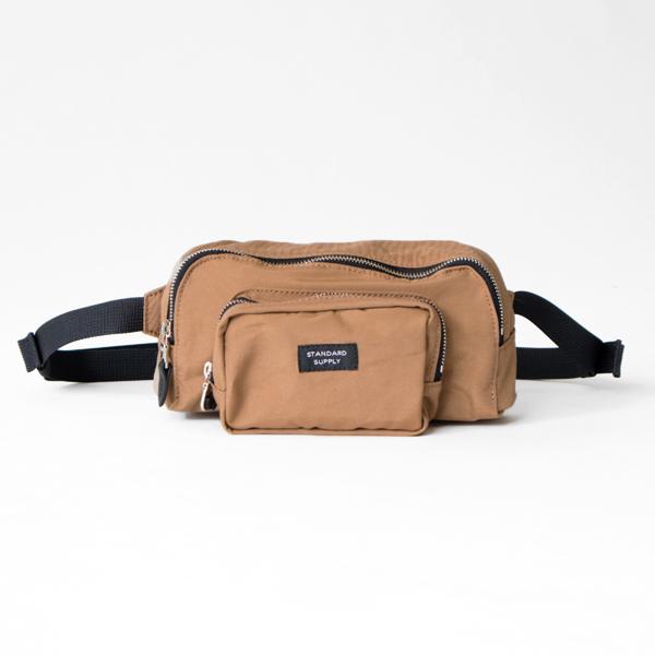 WAIST BAG(MOCHA)