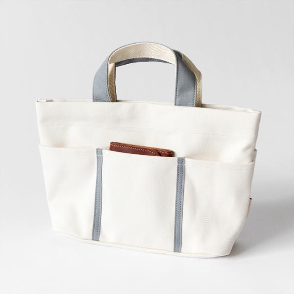 整理整頓に便利なバッグ