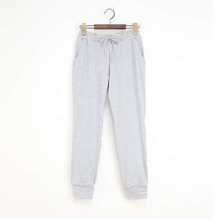 ADAJ LONG PANTS  MEDIUM GREY