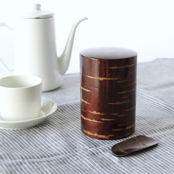 茶葉だけでなく、紅茶の茶葉入れにもおすすめ