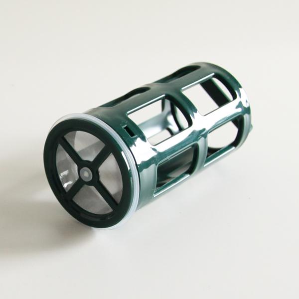 金属製のメッシュフィルター