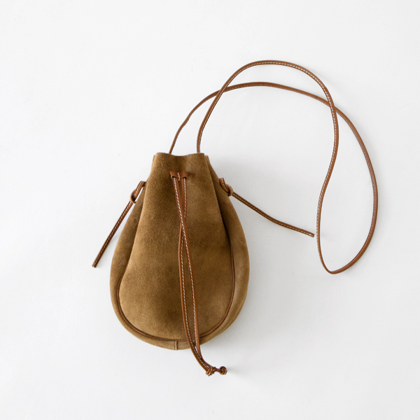 KUDU NAKED MEDICINE BAG(BEIGE)
