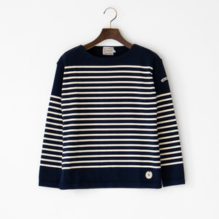 LONG SLEEVE STRIPES T-SHIRT  BONAPARTE
