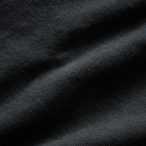 上品で柔らかなコットン素材(NERO UINITO)