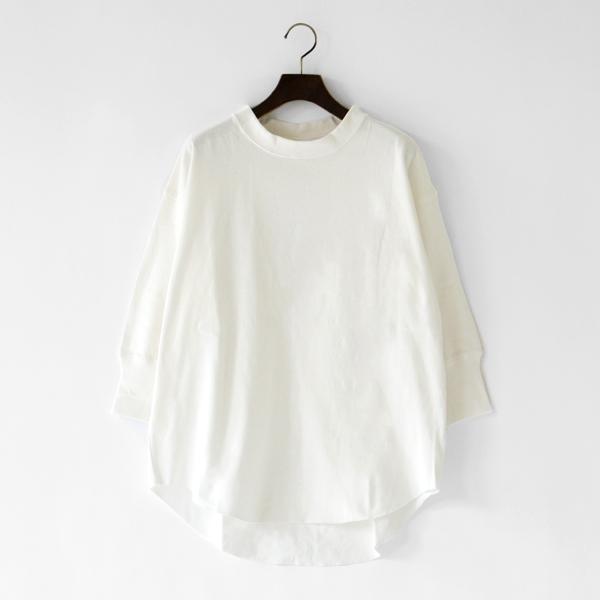 SHIRT TAIL 七分袖Tシャツ
