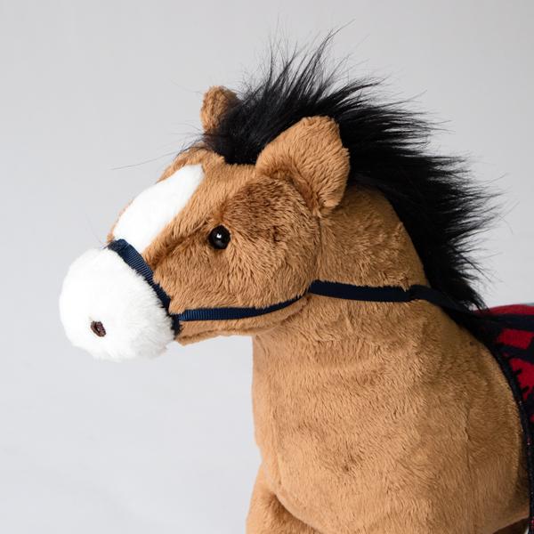 凛々しいたてがみ(MORTON HORSE)