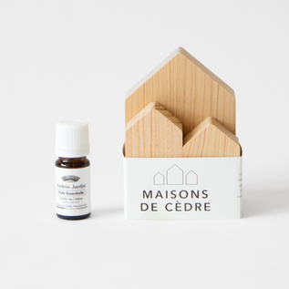 Cedar house 4piece set