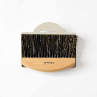 Table brush and dust pan set