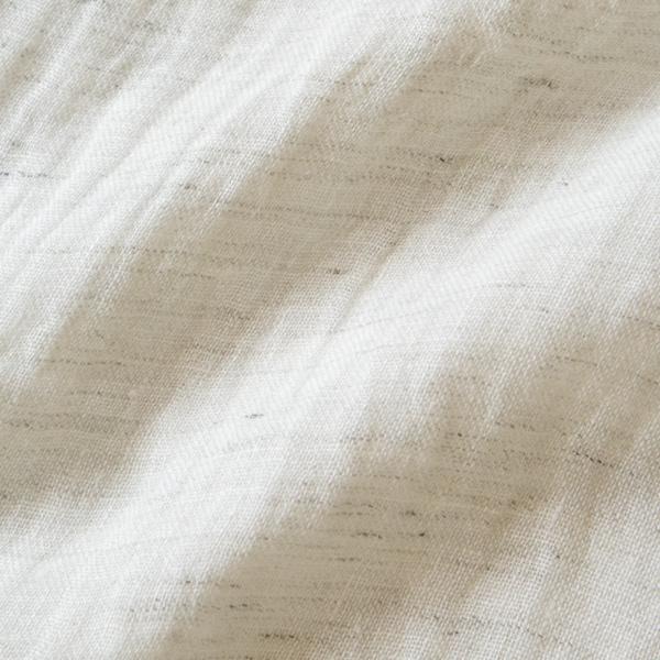 生地アップ(melange white)