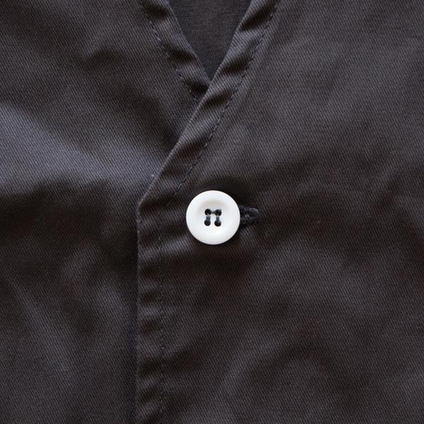 ボタン(Charcoal)