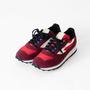 【キャンペーン対象】WALSH スニーカー European RED/WHT/BLK