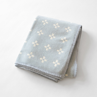 SINGLE CHENILLE COTTON BLANKET STJARNSUND