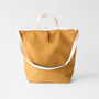 21oz CANVAS 2WAY GROCERY TOTE
