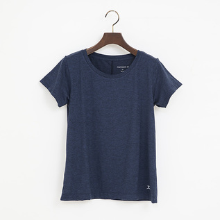 ADAJ LIGHT TEE WASH NAVY