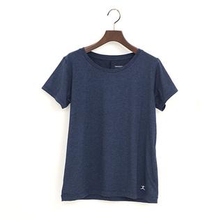ALL DAY ACTIVE  高機能Tシャツ WASH NAVY