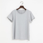ALL DAY ACTIVE  高機能Tシャツ MEDIUM GREY