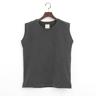 SLEEVELESS SHIRTS PigmentDyed